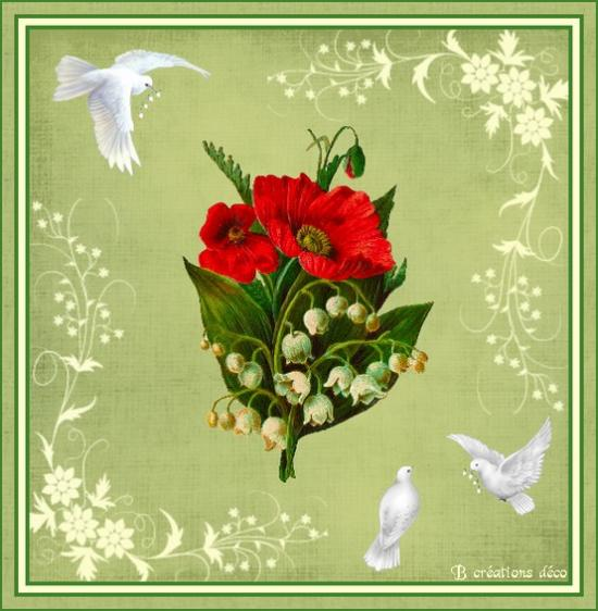1er mai - bouquet
