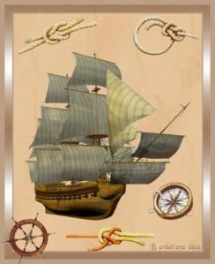 navire d'antan
