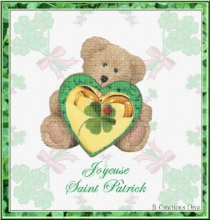 Saint Patrick - fête - Irlande - 17 mars