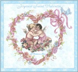 Saint Valentin - Anges