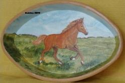 plat cheval
