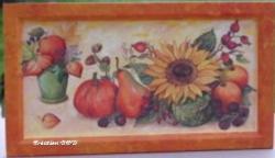 tableau fruits d'automne