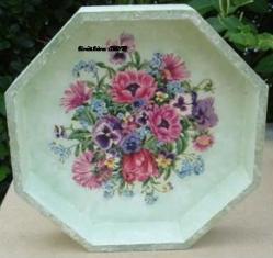 Plat bouquet