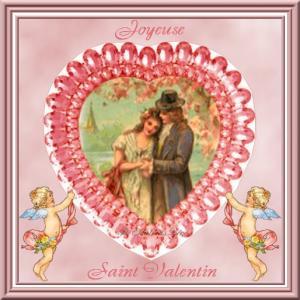 Saint Valentin - amoureux - couple