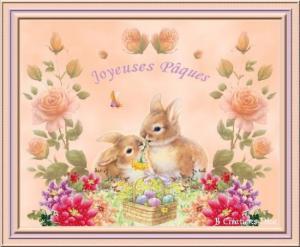 pâques - lapin