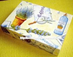coffret - lavande - Provence