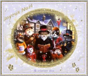 chats-chantent-Noël