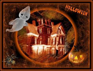 Halloween - fantome